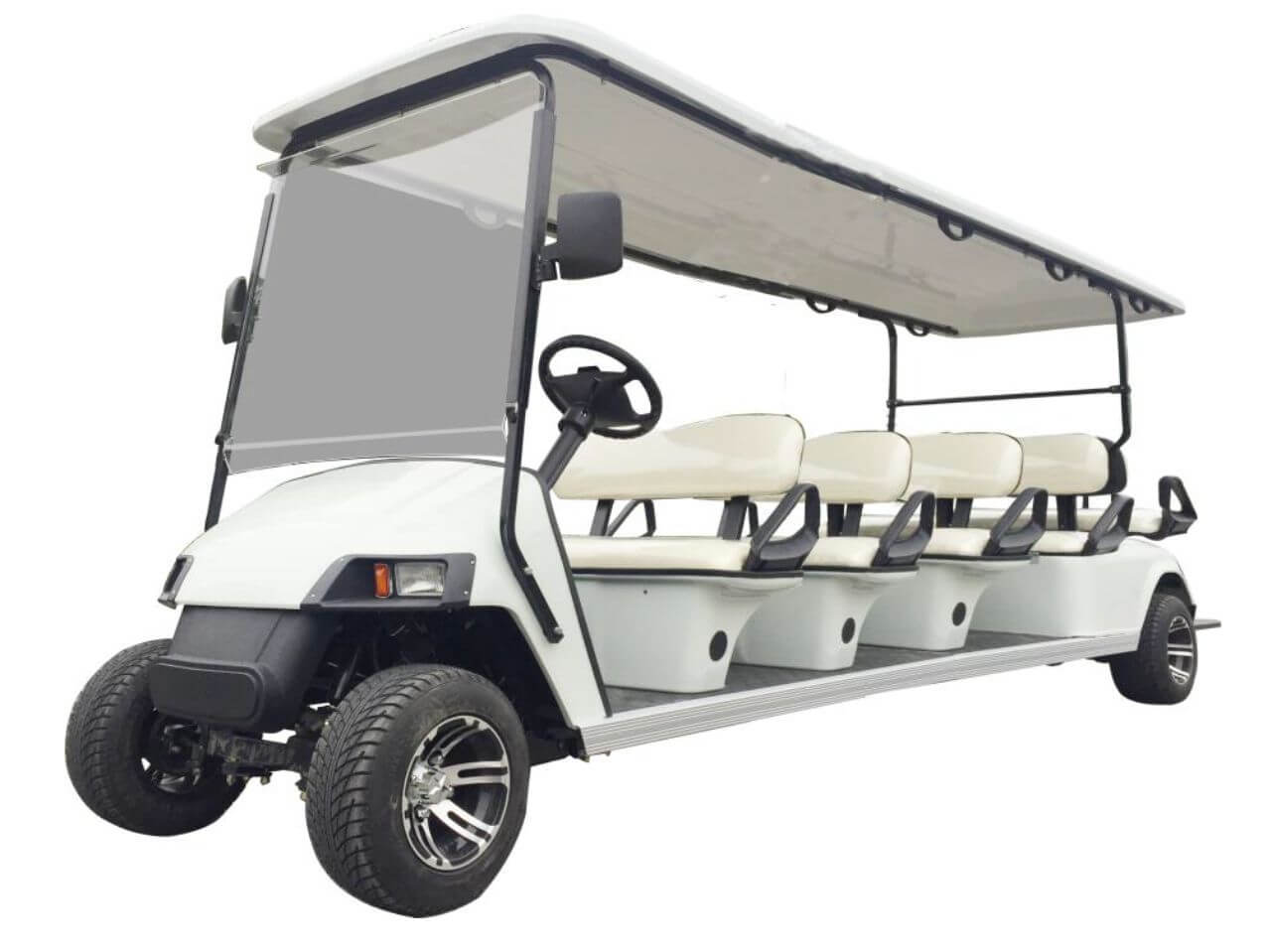 Carro de golf 10 pasajeros CRS-G10P Crossem